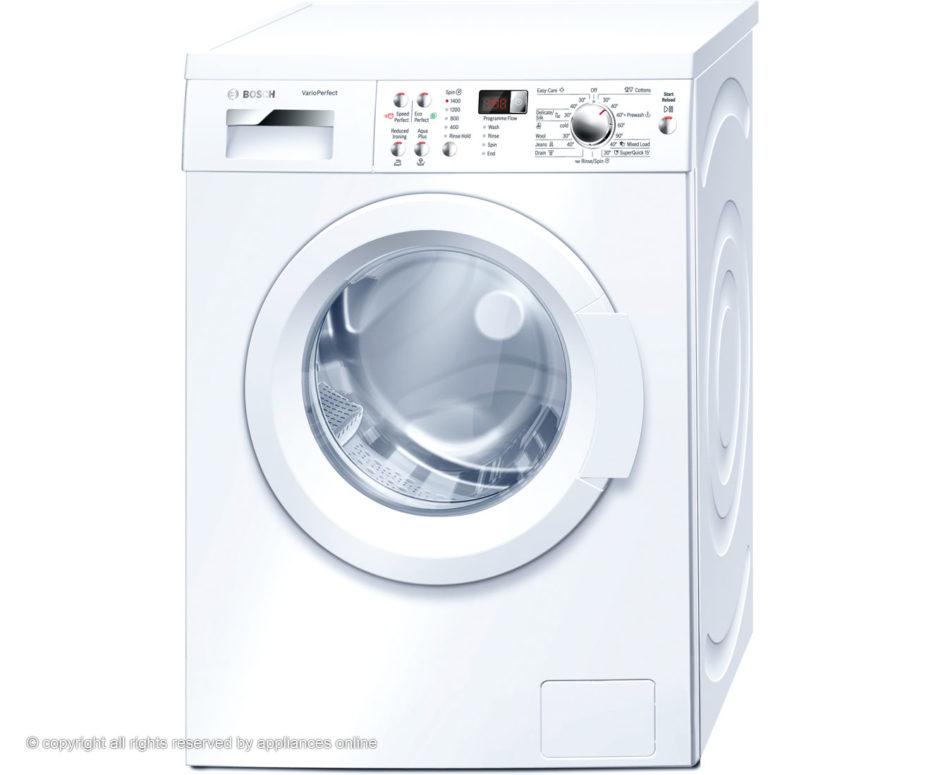 Επισκευές Πλυντηριων Bosch